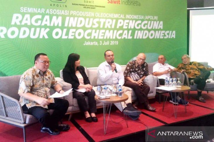 Kontribusi industri oleokimia bagi ekonomi Indonesia terus meningkat